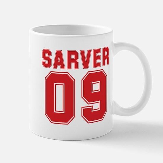 SARVER 09 Mug