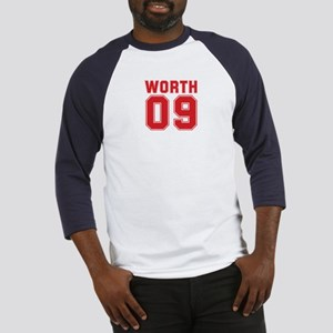 WORTH 09 Baseball Jersey
