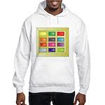 High Priest Breastplate Hooded Sweatshirt
