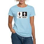 The Truth Women's Pink T-Shirt