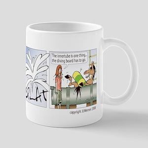 """Mac & Jill """"Splat"""" Mug"""