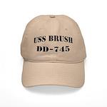 USS BRUSH Cap