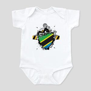 Hip Tanzania Infant Bodysuit