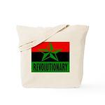 Rasta Marcus Garvey Revolutionary Tote Bag