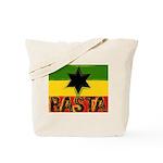 One Love Rasta Tote Bag