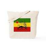 Rasta Gear Shop Rasta Flag Tote Bag