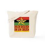 One Love Revolutionary Tote Bag