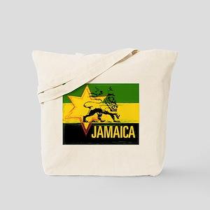 Rasta Jamaica Recycle Tote Bag