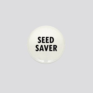 Seed Saver Mini Button