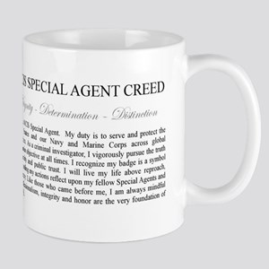 NCIS CREED Mugs
