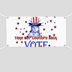 Vote Election 2008 Banner