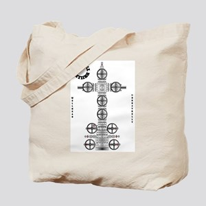 Oil Well Driller Tote Bag