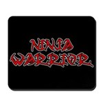 Ninja Warrior Mousepad