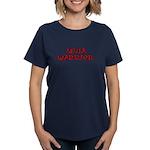 Ninja Warrior Women's Dark T-Shirt