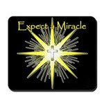 Christian Miracle Mousepad