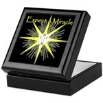 Christian Miracle Keepsake Box
