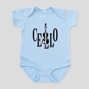 Cello In Cello Infant Bodysuit