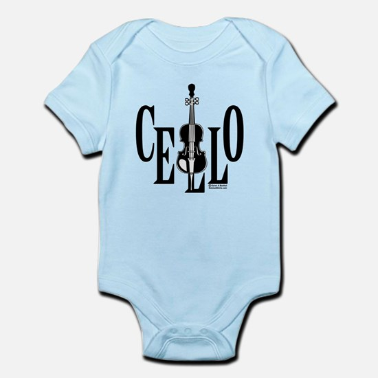 Cello In Cello Infant Bodysuit