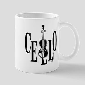 Cello In Cello Mug