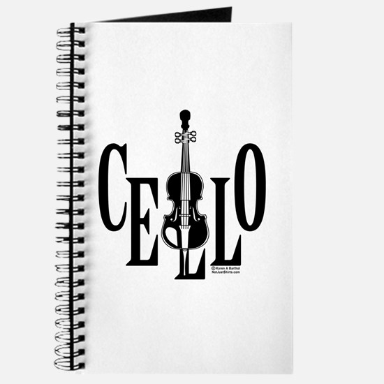 Cello In Cello Journal