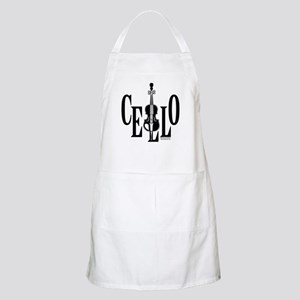 Cello In Cello Apron