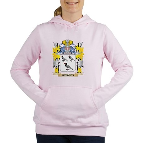 Jentges Coat of Arms - Family Crest Sweatshirt