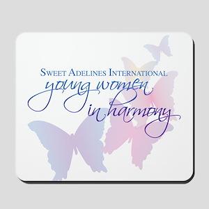 Sweet Adelines International Mousepad