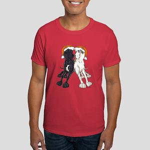 NNBW MQ Lean Santa Dark T-Shirt