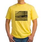 Hot Springs Yellow T-Shirt