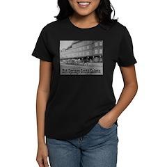 Hot Springs Women's Dark T-Shirt