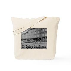 Hot Springs Tote Bag