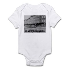 Hot Springs Infant Bodysuit