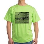 Hot Springs Green T-Shirt