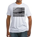 Hot Springs Fitted T-Shirt