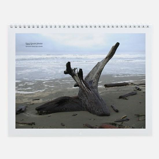 Cute West coast Wall Calendar