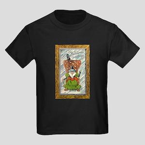Irish Halloween Kids Dark T-Shirt
