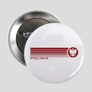 "Polska 2.25"" Button"