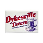 Dykesville Tavern Rectangle Magnet