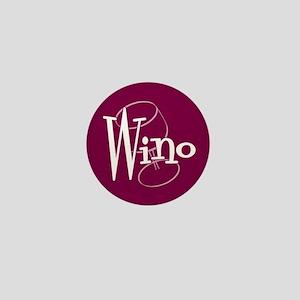 Wino Mini Button
