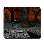 Dragon & Snake Mousepad