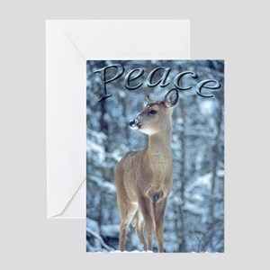 Christmas Greeting Greeting Card