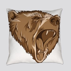Roaring Bear Everyday Pillow