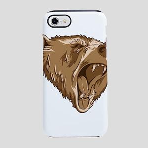 Roaring Bear iPhone 8/7 Tough Case