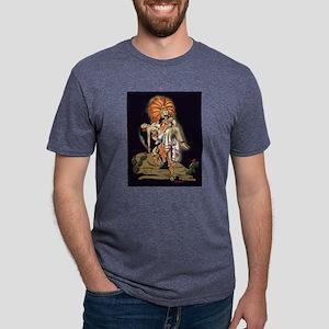 Aztec Warrior and Maiden T-Shirt