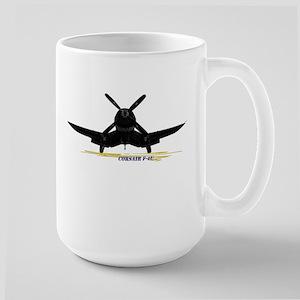 Black Corsair Large Mug