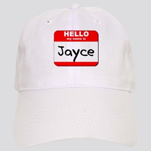 Hello my name is Jayce Cap