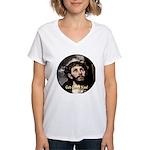 God Loves You! Women's V-Neck T-Shirt