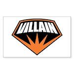 Villain Sticker (Rectangle)