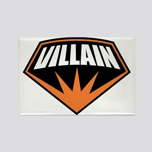 Villain Rectangle Magnet