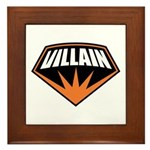 Villain Framed Tile
